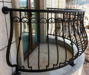 Vintage High Quality Wrought Iron Handrail pictures & photos