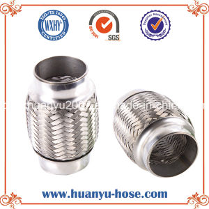 2*4 Inch Double Layers Exhaust Flexible Pipe pictures & photos