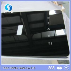 5mm Colored Painted Tempered Disinfection Cabinet Glass pictures & photos
