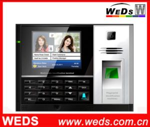 Home Security Time Attendance System with Access Control