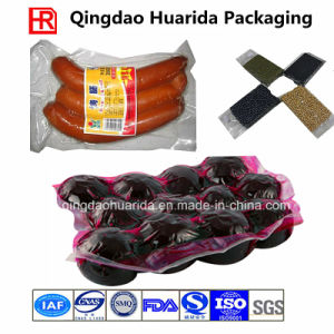 Customized Transparent Vacuum Retort Pouches for Boiled Food pictures & photos