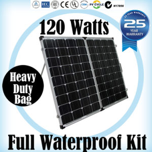 120W Folding Solar Panel for Camping in Australia pictures & photos