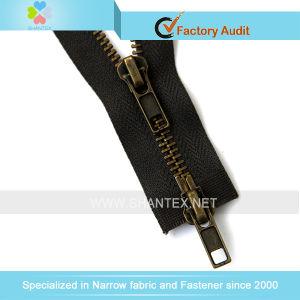 #5 Bronze Zipper pictures & photos