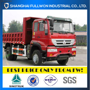 15tons Small Sinotruk Dump Truck pictures & photos