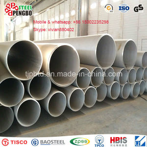 TP304/304L/316/316L Stainless Seamless Steel Pipe pictures & photos