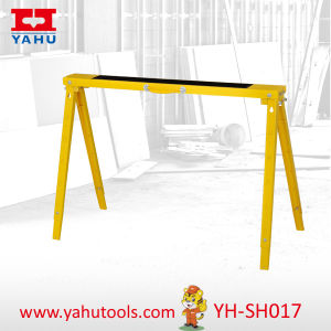 Adjustable Folding Steel Sawhorse pictures & photos