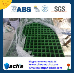 Fire Retardant/ Anti-Slip Surface / FRP Grating with Cheap Prices pictures & photos
