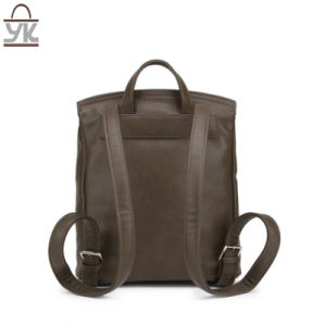 Fashion Traveling Backpack Style Designer Handbags Jasper Knapsack Made From PU Leather pictures & photos