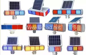 2*4 Traffic Solar Strobe Light pictures & photos