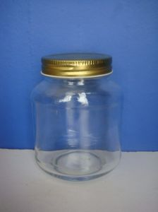 Empty Food Jars/Honey Glass Jar/Bee Container pictures & photos