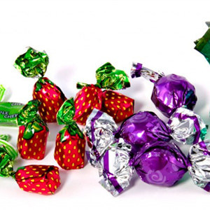VMPET Twist Film for Candy Packaging 19mic pictures & photos