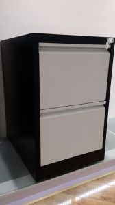 Office Furniture Document Storage Metal Vertical File 2 Drawers Cabinet pictures & photos
