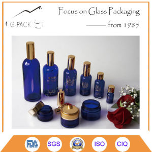 5ml Cobalt Blue Glass Bottle for Oil Packaging pictures & photos