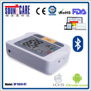 Bt 4.0 Blood Pressure Meter for 2 Users (BT 80LH-BT) pictures & photos