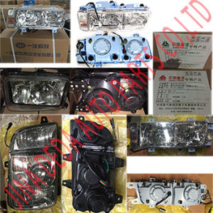 Head Light /Front Lamp Assy3711015-Q710/3711065-Q710, 3711020-Q491y 3711015-Q491y 3711065-Q366c 3711015-Q448y 3711020-Q448y 3711015-59A 3711020-59A 3711020-50 pictures & photos