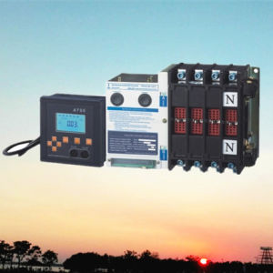 Intelligent Automatic Transfer Switch (YMQ-630A/3P-3) pictures & photos