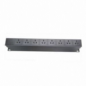 China Plug Socket 8-Way 16A PDU pictures & photos