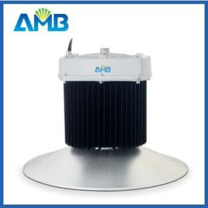 250W LED High Bay with 15000lm, 100lm/ W, 5 Years Warranty