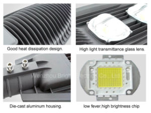Modern LED Street Light IP65 60W 100W 150W LED Streetlight LED Street Lamp Road Light ML-BJ Series pictures & photos