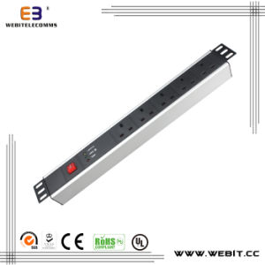 UK Series PDU with 3 to 32 Sockets Wb-PDU-04 pictures & photos