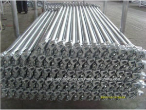 Ringlock Scaffolding System Steel Ledger Single Horizontal pictures & photos