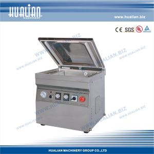 Hualian 2016 Table Vacuum Packaging Machine with Gas (DZQ-400/2T) pictures & photos