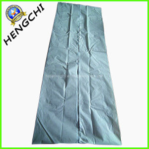 Non Woven PE Film Waterproof Dead Body Bag (HC0121) pictures & photos