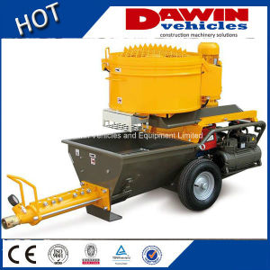 Full Automatic Concrete Spraying Pump Plastering Machine pictures & photos