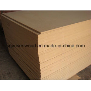 6mm 8mm Raw Plain MDF Board pictures & photos