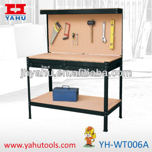 Heavy Duty Metal Work Table with Drawers pictures & photos