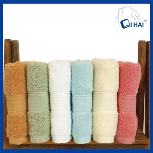 Cotton Plain Dyed Bath Towel (QH66774)