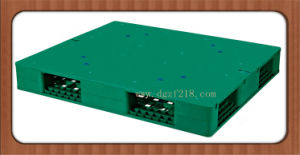 Mexico Reversible Heavy Duty Plastic Storage Pallet for Warehouse Manufacturer pictures & photos