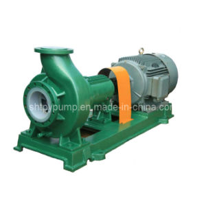 Fluoroplastic Chemical Pump pictures & photos