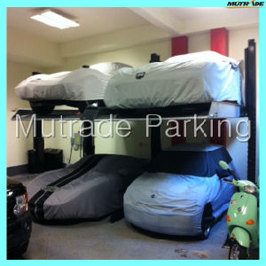 Mutrade Parking Two Post Parking Lifts Motorcycle Lift pictures & photos
