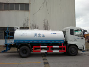 Cimc Sprinkling Truck Chassis pictures & photos