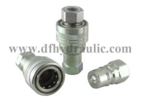 ISO-7241 B Hydraulic Quick Coupling pictures & photos