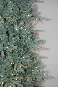 Realist Artificial Christmas Tree with String light Multi Color LED Decoration (7AAT) pictures & photos