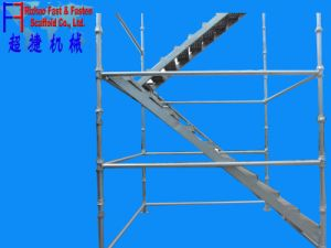 Q345 Steel Galvanized Standard Cuplock System Scaffolding pictures & photos