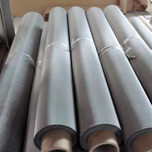 316L Stainless Steel Wire Mesh as Screen Printing Mesh/Printing Wire Mesh pictures & photos