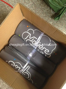 Custom HDPE/LDPE Printed Plastic Bag Manufacture pictures & photos
