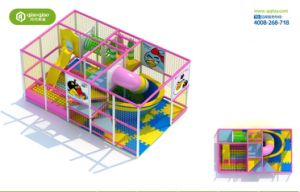 2014 Children Indoor Playground Equipment with TUV and GS Certificate (QQ-30018) pictures & photos