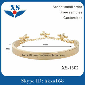18k Gold Plated Female jewelry Bangles pictures & photos