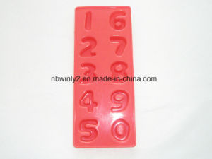 Number Silicone Ice Tray pictures & photos