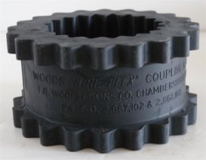 3-14j Gear Type Rubber Coupling, Polyurethane Coupling, PU Coupling pictures & photos