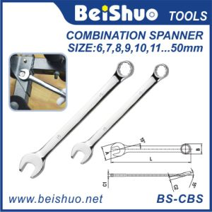 Full Polished Cr-V Repair Tools Multi-Function Universal Combination Ratchet Spanner pictures & photos