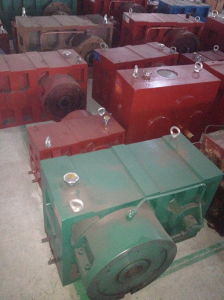 Gearbox for Plastic Machine