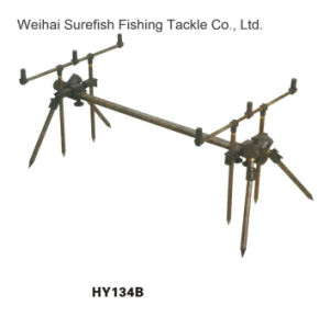 Free Shipping OEM Wholesale Carp Fishing Rod Pod pictures & photos