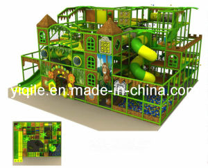 2014 Newest Children Indoor Playground Equipment (YQL-11702A)