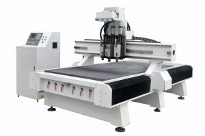 Three Head Atc CNC Machine pictures & photos