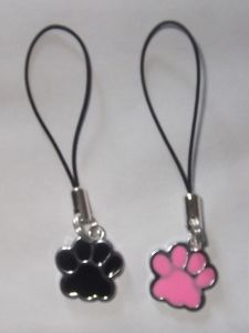Metal Paw Shaped Phone Strap of Mobile Phone Accessory pictures & photos